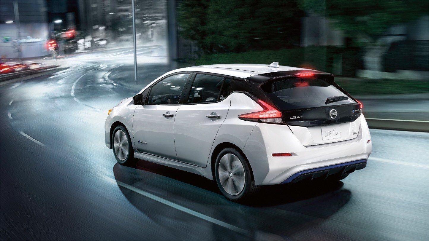 Nissan Leaf electric Vehicle